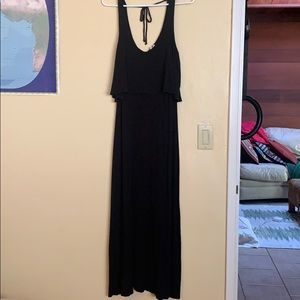 Rolla coster long black dress